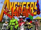 Avengers Japan by Lord Kuyohashi and