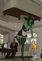 She Hulk Maid to Order 2