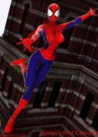 Spidey's New costume