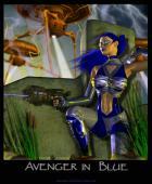Blue Avenger