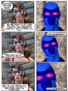Superhero Smackdown - Early bird round - Interview page 1