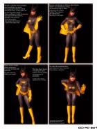 Smackdown Prelim-Batgirl!