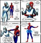 """SMACKDOWN 3 Round 1.5: """"Spider-Hands. Spider-Hands..."""""""
