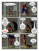 Smackdown Roune 3 Spidey Frees his Hostage