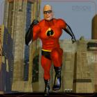 They call me MISTER Incredible!