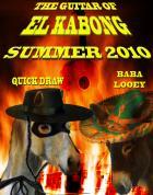 FAKE MOVIE POSTER: THE GUITAR OF EL KABONG!
