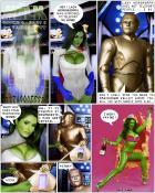 Smackdown 3: She-Hulk R4 P5