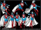 More Superwoman DazStudio Toon Render