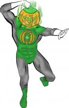 Jack O'Green Lantern
