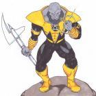 Sinestro Corp Terrax