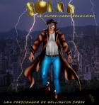 Solar, a Brazilian super-hero