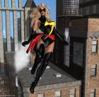 Ms Marvel on Patrol