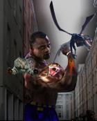 The Tattooed Man (III) Mark Richards