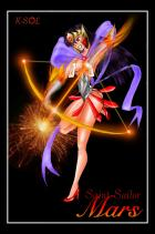 Saint Sailor Mars