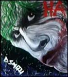 """The Joker - """"HA"""" (Heath Ledger)"""