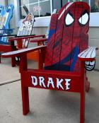 The Spiderman Chair