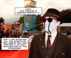 Heromorph Vs The red carpet: Winterhawk arrives