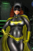 Barbara IS Batgirl!