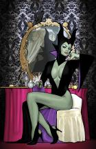 Maleficent Goes Madison Avenue
