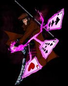 Gambit by Joe Eisma colored by MoiraMacTaggert