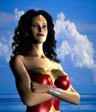 Wonder Woman returns home