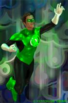 Green Lantern of Sector 2814