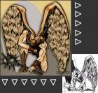 Hawkman - Artist: OCP Colors: AMV3TE