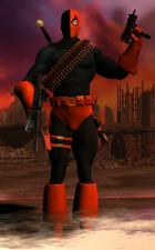 American Bad-Ass: DEATHSTROKE the Terminator!