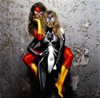 Spider-Woman x2