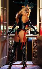 """Ms. Marvel - """"Gotta' jet, lover.... Duty calls"""""""