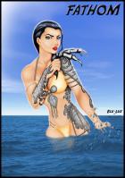 Fathom by Little_Lilith colors by BRaZZZil