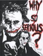 The Joker-Heath Ledger Tribute