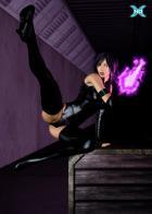 Psylocke: Movie-Verse