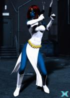 Mystique: Comic-Verse