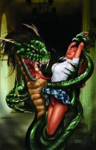 BANZAI GIRL VS. THE SNAKEMAN