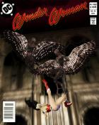 Wonder Woman vs. The Harpies