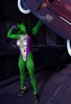 She Hulk Defense