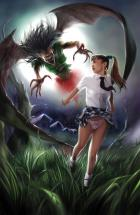 BANZAI GIRL:  HUNTED BY THE MANANANGGAL!
