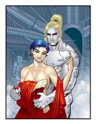 JUBILEE AND OMEGA RED