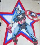 Captain America - Tazman