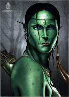 Syriiah:The Green Elf Queen