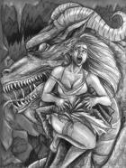 Dragon Kong - Fixed up Sketch