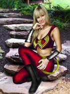 TEEN TITANS: WONDER GIRL