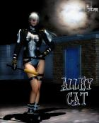 UNICORN BABES - Alley Cat