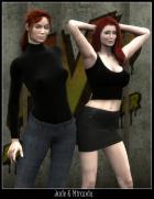 Jade + Miranda