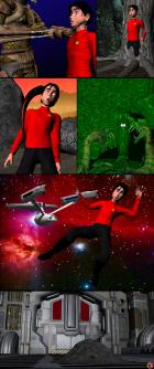 THE MANY DEATHS OF MR REDSHIRT