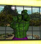 Hulk Smash Puny Volleyball