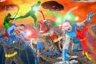 Modern Myths: The JLA vs Darkseid