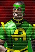 All Star Squadron: Amazing Man
