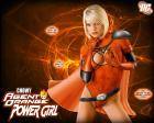 Agent Orange Power Girl